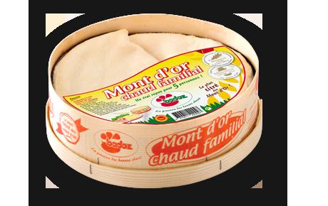 Mont d 39 or familial fromage de la fromagerie badoz mont d 39 or aop - Mont d or preparation ...