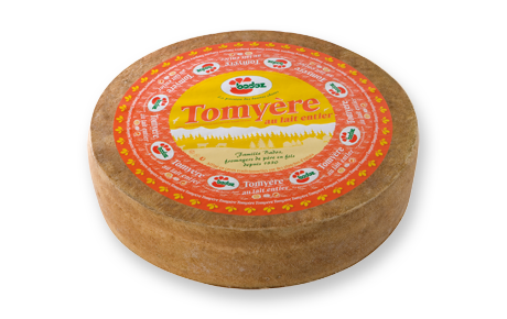 P te press e la tomy re fromage au lait cru produit for Fromage en special